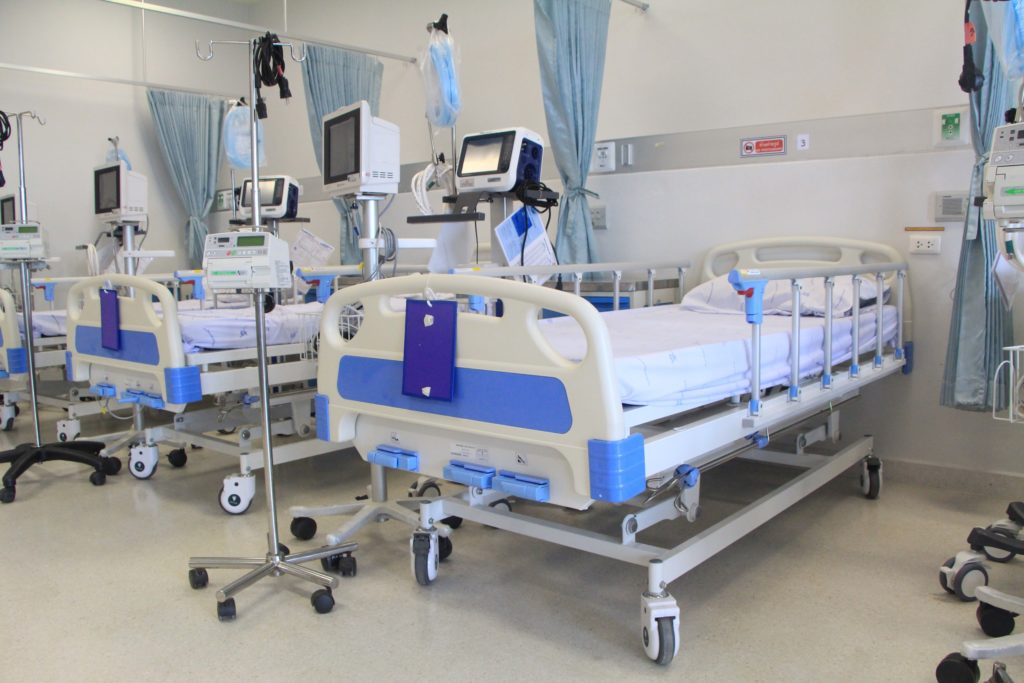 hospital asset tracking